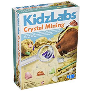 National Geographic 4M Crystal Mining Kit