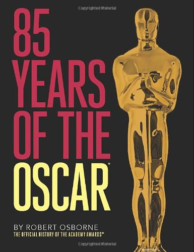 85 Years of the Oscar Gift For Movie Buffs