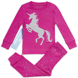 "Bluenido""Unicorn"" 2 Piece Pajama Set"