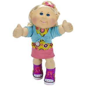 Cabbage Patch Twinkle Toes