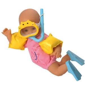Corolle Bath Toy