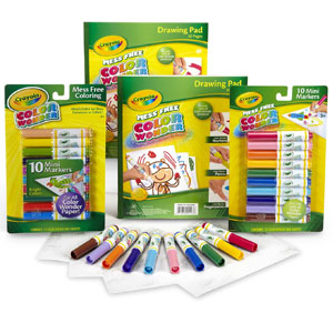 Crayola Color Wonder Set