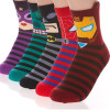 Cute-Cartoon-Character-Socks-For-Film-Lovers