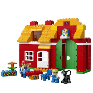 LEGO DUPLO Ville Big Farm 10525