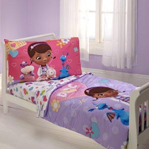 Doc Mcstuffins Bed Set