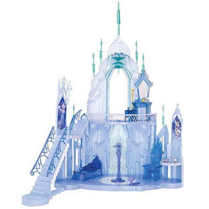 Frozen Elsa's Ice Palace