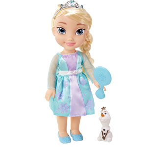 Frozen Toddler Elsa Doll