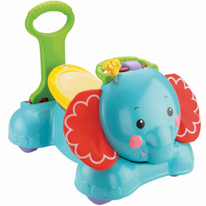 Bounce and Ride Elephant