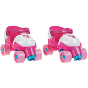 Fisher-Price Barbie Grow to Pro 1-2-3 Roller Skates