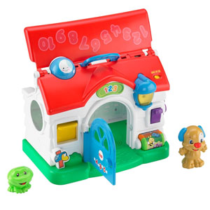 Fisher-Price Puppys Activity Home