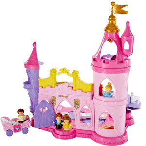 Fisher-Price Little Musical Dancing Palace