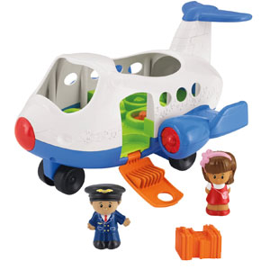 Fisher Price Lil Movers Airplane