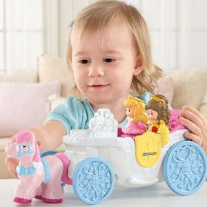 Little People Princess Coach