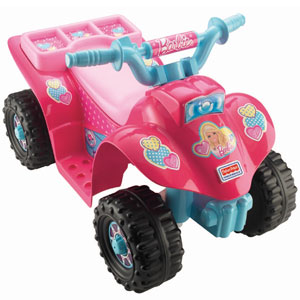 Power Wheels Barbie Lil Quad