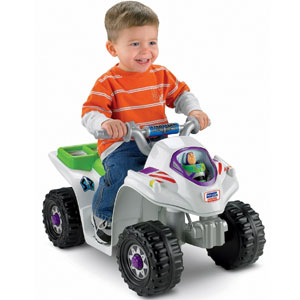 Toy Story Lil Quad