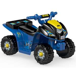 Power Wheels Batman Lil Quad
