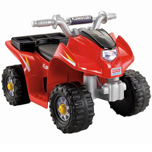 Power Wheels Lil' Kawasaki