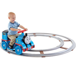 Power Wheels Thomas the Train Thomas