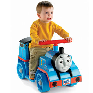 Thomas The Tank Vehicle