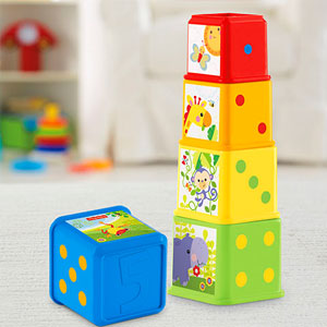 Stack and Explore Blocks