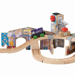 Thomas Build A Scene