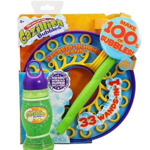 Multiple Bubble Wand, Green