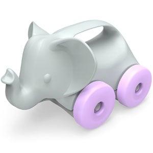Green Toys Elephant-on-Wheels
