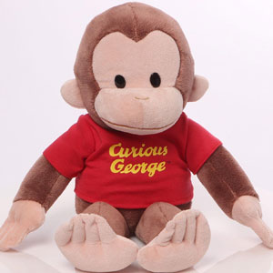 Gund Curious George Plush