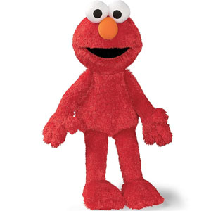 Gund Elmo Stuffed Animal