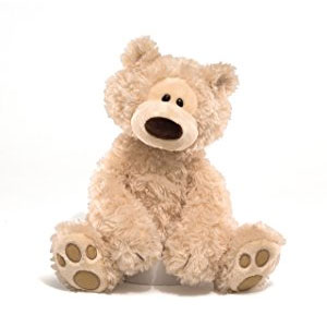 GUND Philbin Teddy Bear Stuffed Animal Plush, 12""