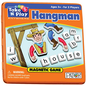 Take N Play Anywhere Hangman