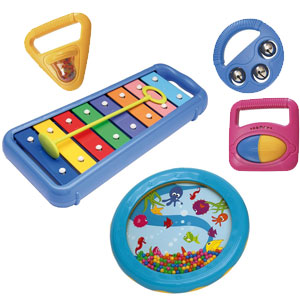 Horner Toddler Music Band