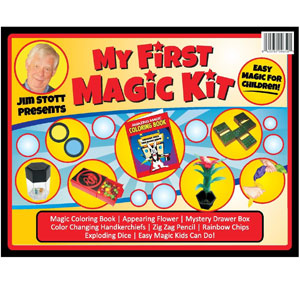Jim Stotts My First Magic Kit The Perfect Magic…