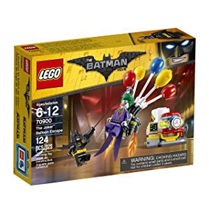 LEGO Batman Movie The Joker Balloon Escape