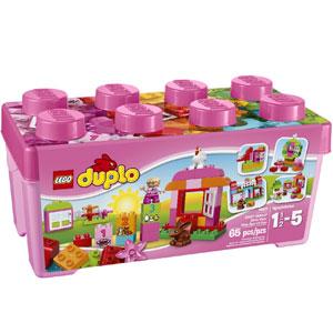 DUPLO Pink Box