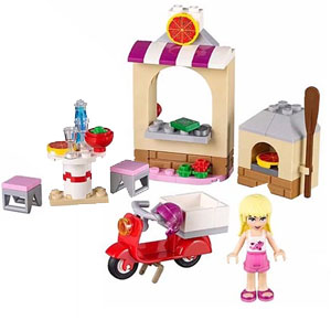 LEGO Friends 41092 Stephanie's Pizzeria