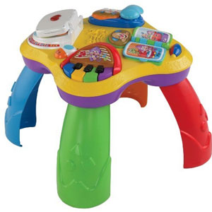 Fisher-Price Laugh & Learn Puppy Learning Table