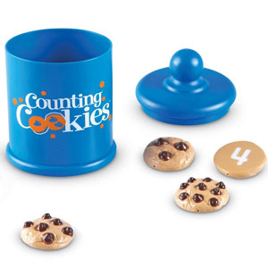 Learning Resources Smart Counting Cookies