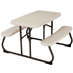Lifetime Kid's Picnic Table