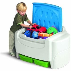 Little Tikes Bright n Bold Toy Chest
