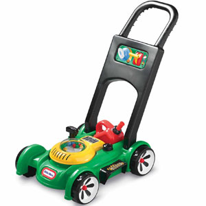 Gas 'n Go Mower Toy