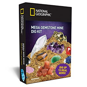 National Geographic Mega Gemstone Mine