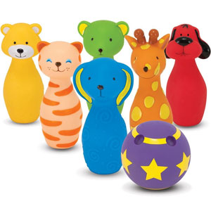 Melissa & Doug Ks Kids Bowling Friends