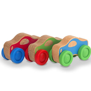 Melissa & Doug First Play Stacking Cars