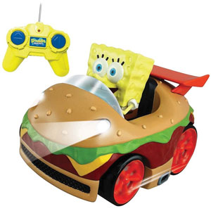 RC Krabby Patty