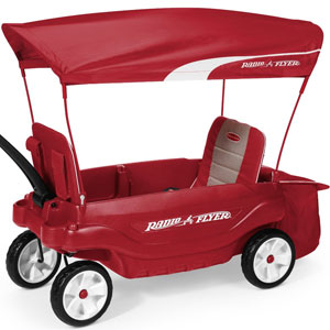 Radio Flyer The Ultimate Comfort Wagon