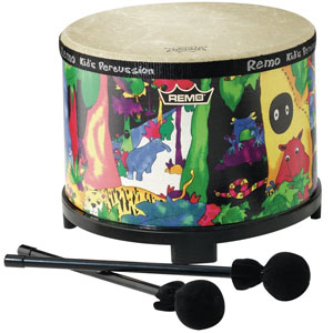Remo Kids Percussion Floor Tom Drum