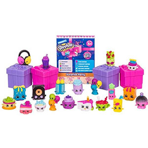 Shopkins Join The Party Mega Pack Season 7