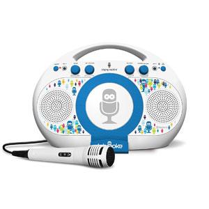 Singing Machine Tabeoke Bluetooth Karaoke System