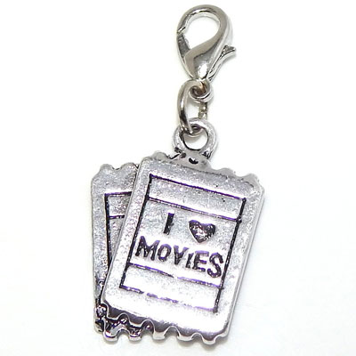 Small Charm Jewelry Gift For Movie Lovers